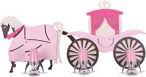 Nowa baśniowa kolekcja lamp dla małej księżniczki