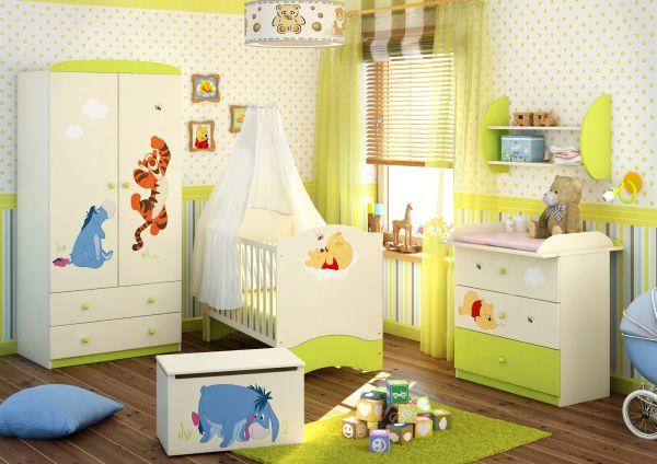 Bajeczne mebelki dla niemowląt i małych dzieci