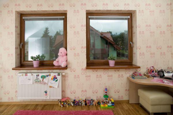 Jakie okna do pokoju ucznia?