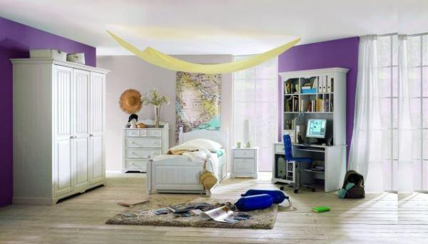 Wymarzony pokój malucha i nastolatka