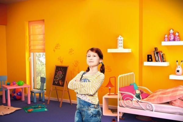 Bajeczne studio dla dzieci w domu