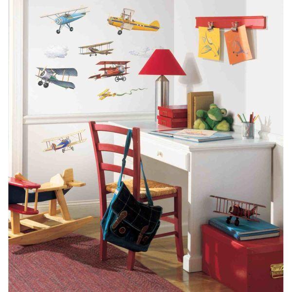 Naklejki ścienne do pokoju dziecięcego, fot. My Room