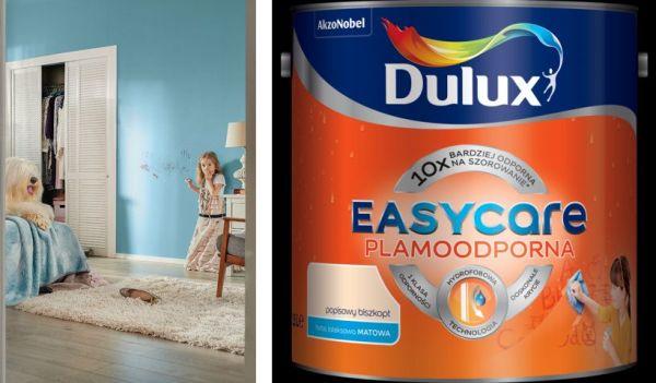 """Dulux EasyCare z kampanią """"Wszystkie kolory beztroski"""""""