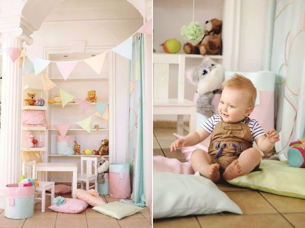 Jak w szybki sposób odmienić pokój dziecka?