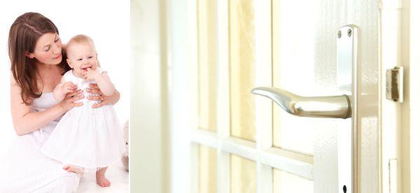 Jak wybrać drzwi bezpieczne dla dziecka? Poznaj kilka sprawdzonych sposobów!