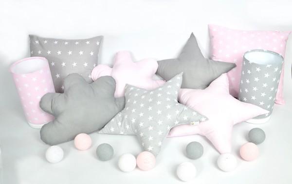 Lampy i tekstylia dla dzieci Stars frmy imoLight
